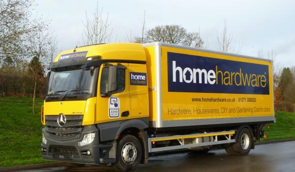 Home Hardware Truck
