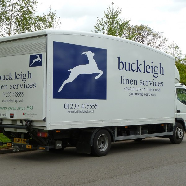 buckleigh contract hire truck